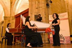 Lux Bella 1492 en Festival de Cácere