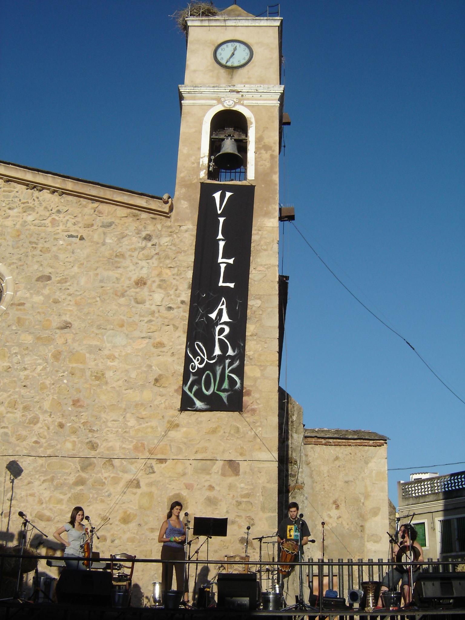 Zarandango en Villar del Folk