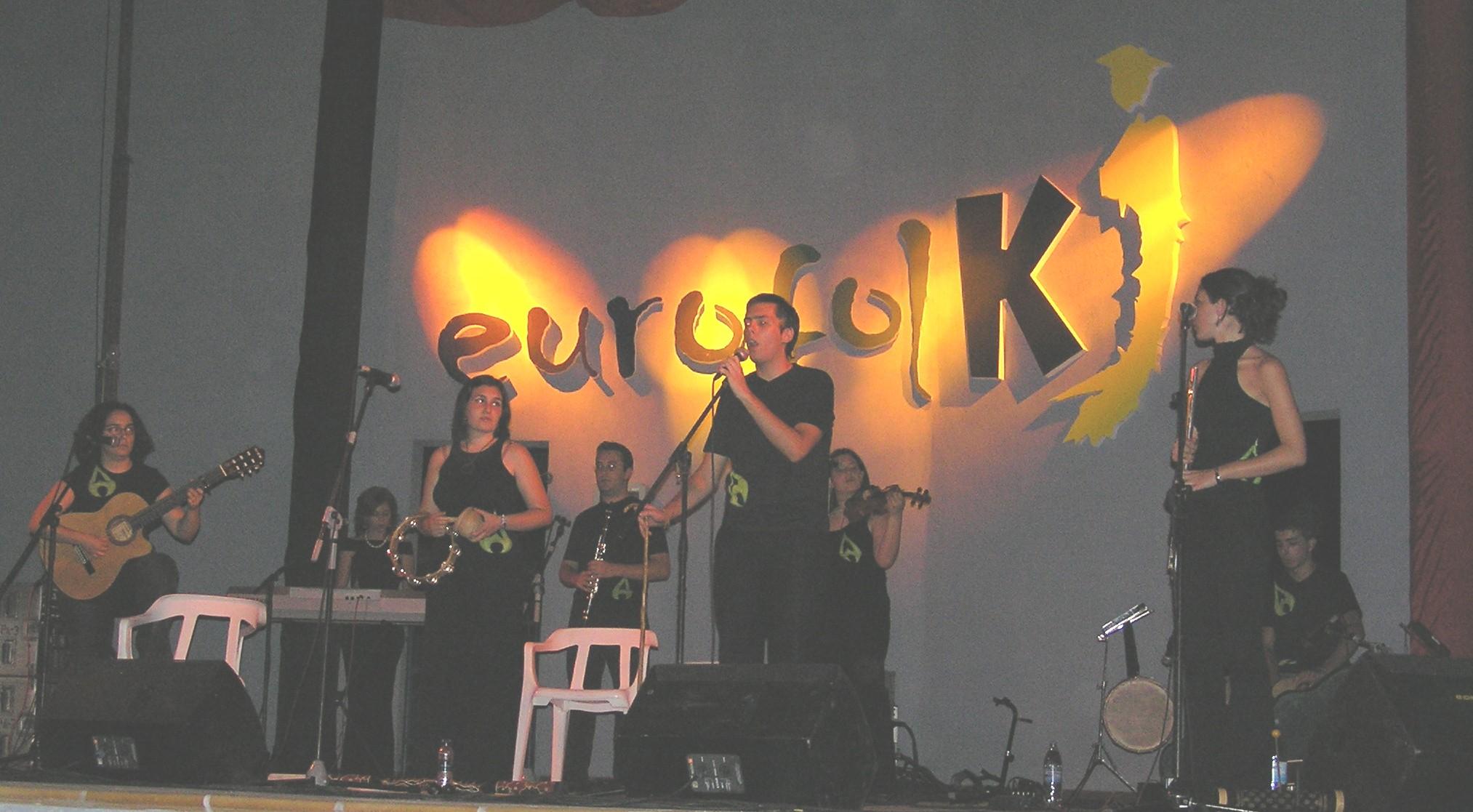 Concurso Eurofolk-J (Granada)