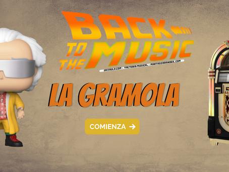 LA GRAMOLA: Calendario de audiciones para la crítica musical activa en Primaria y ESO.