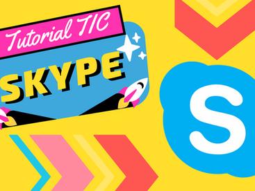 Tutorial TIC -SKYPE-