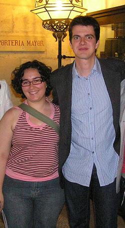 Con Philippe Jaroussky
