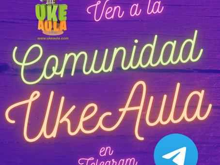 Comunidad Docente UkeAula