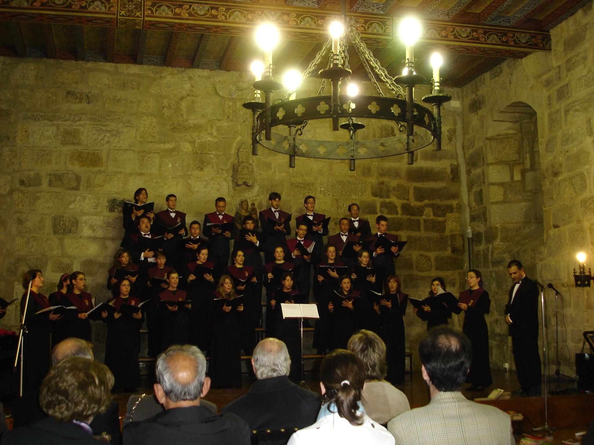 Concierto en Braga (Portugal)