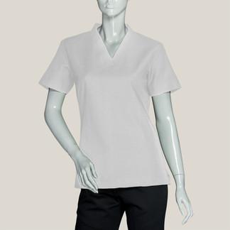 Рубажка с V образным вырезом