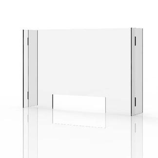 защитный экран для касс