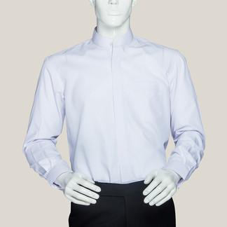 Рубашка воротник стойка