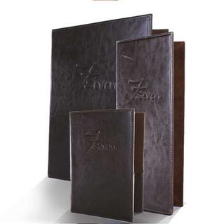 Папка меню, барное меню и книжка под счет
