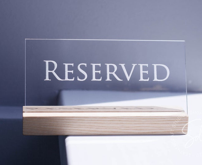Резерв для стола
