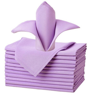 Салфетки из ткани