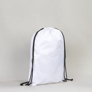 Сумка мешок белая