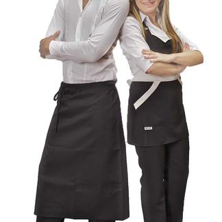 Пошив фартуков для официантов