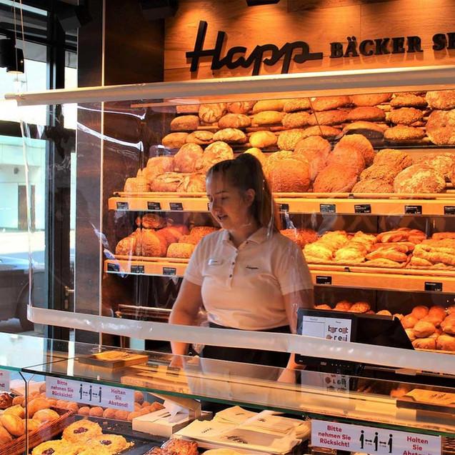 защитные экраны для хлебных