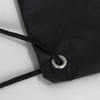 Сумка мешок черная
