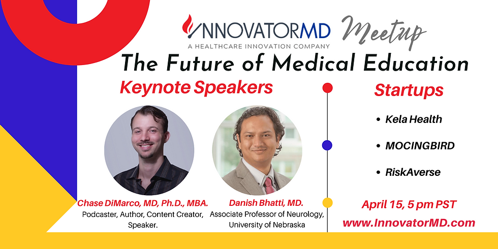 THE FUTURE OF MEDICAL EDUCATION