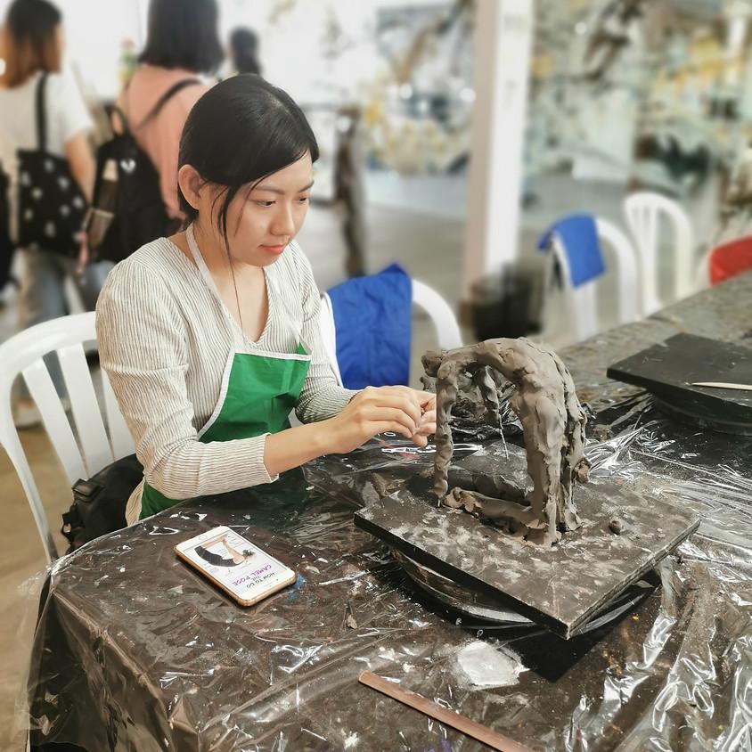 Clay - Sculpting Class