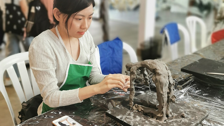 Learn the Basics of Clay-Sculpting