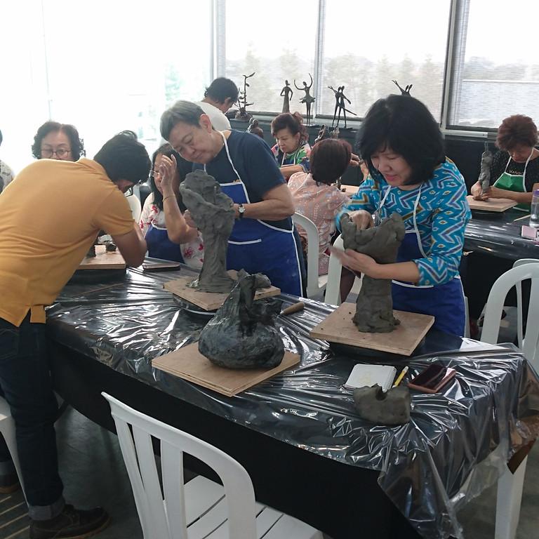 Clay - Sculpting