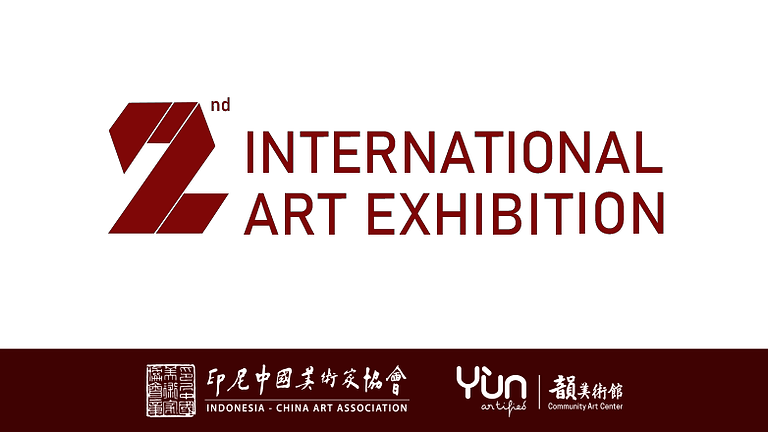 Second International Art Exhibition by Indonesian China Art Association