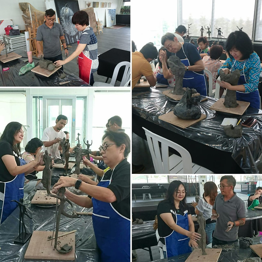 Clay Sculpting Class (1)