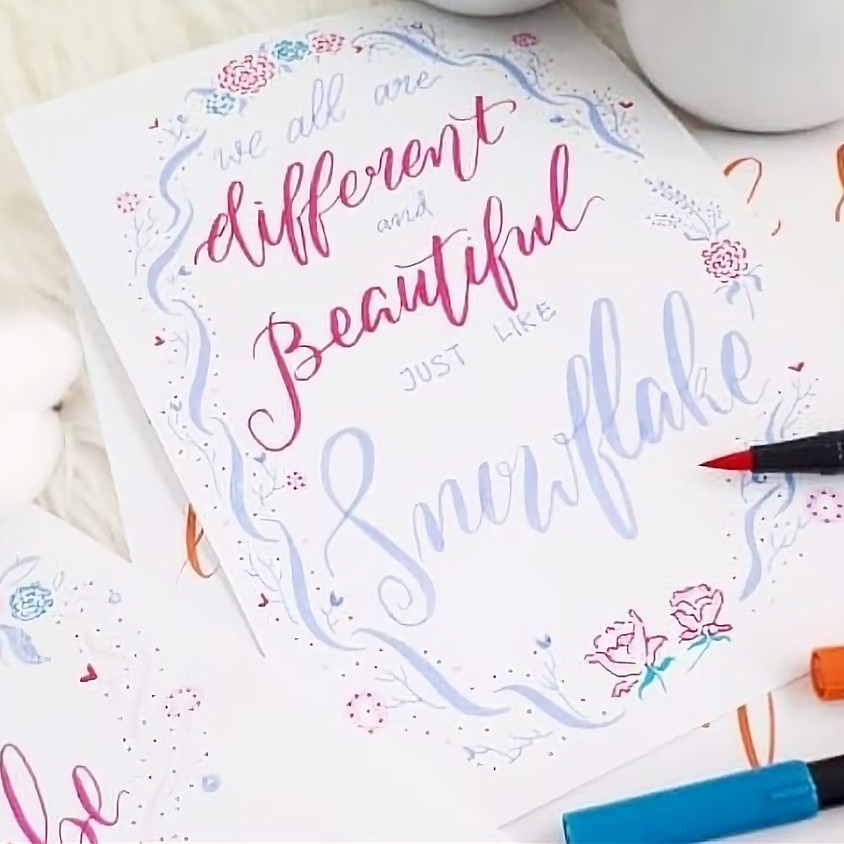 Learn About Elegant Hand Lettering