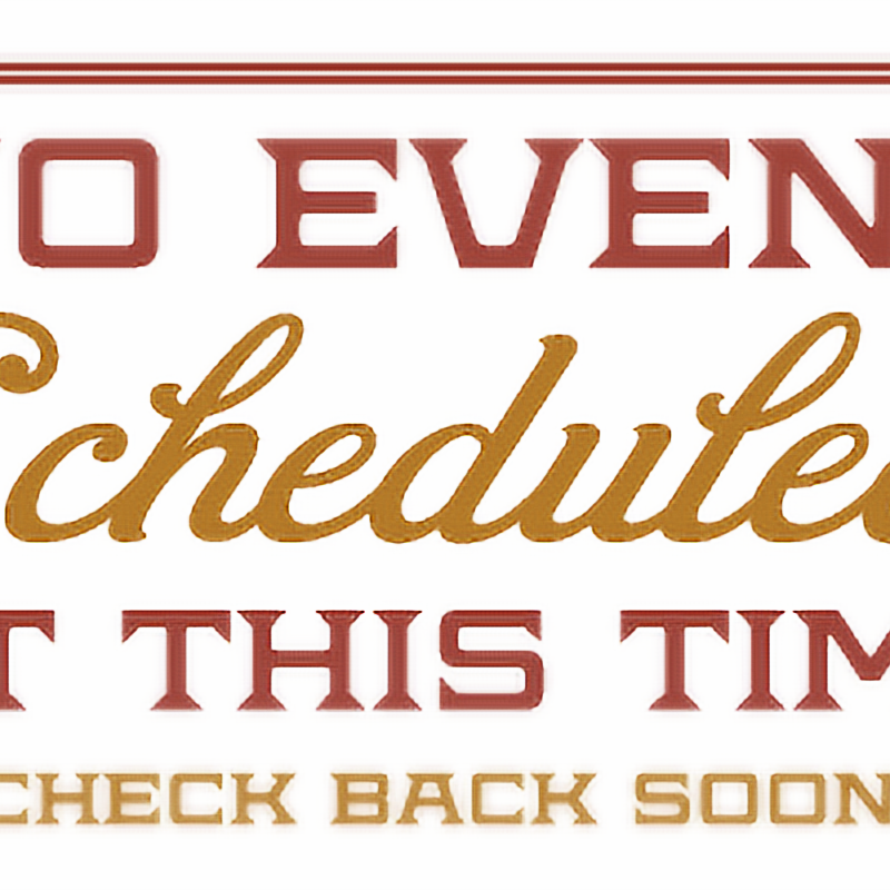 No Current Event