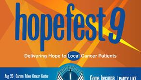 BluePeak supports HopeFest 2019