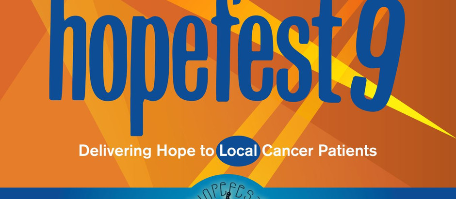 BluePeak supports HopeFest 2019