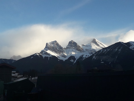 Canmore Views