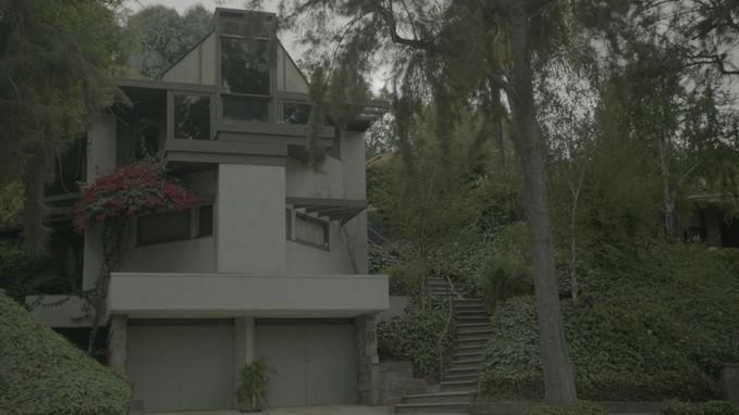 The Tishler House, 1950