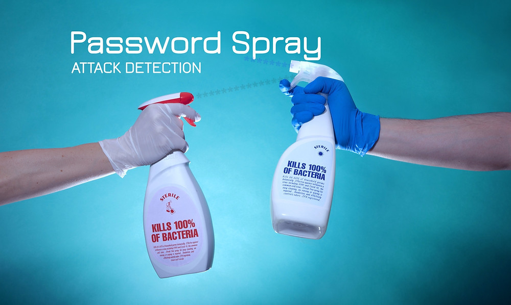 Password Spray Attack Detection