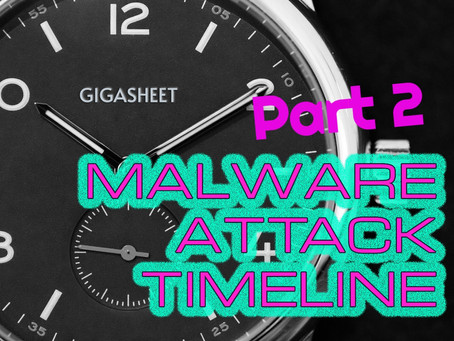 How To Create An Attack Timeline: Hancitor Malware Part 2