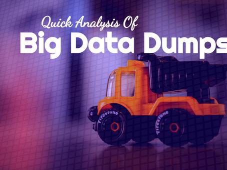 Quickly Analyze Big Data Dumps with Gigasheet