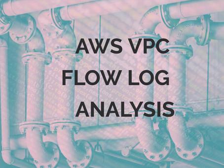 Analyze AWS VPC Flow Logs with Gigasheet