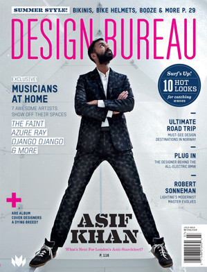 Design Bureau Issue 20 Cover