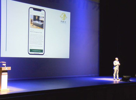 PLAN-IT Pitched to Investors at Amarillo Demo Day