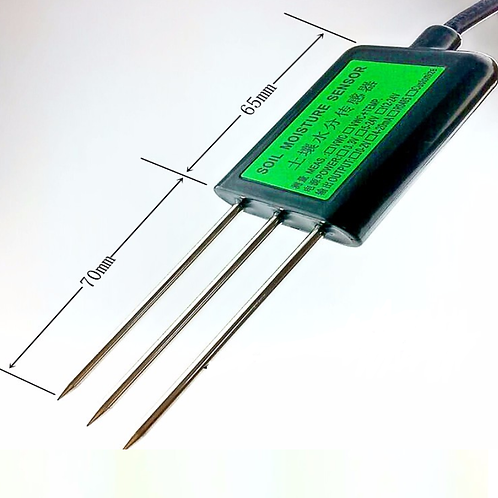RS485 modbus 0-10V output voltage soil Humidity sensor