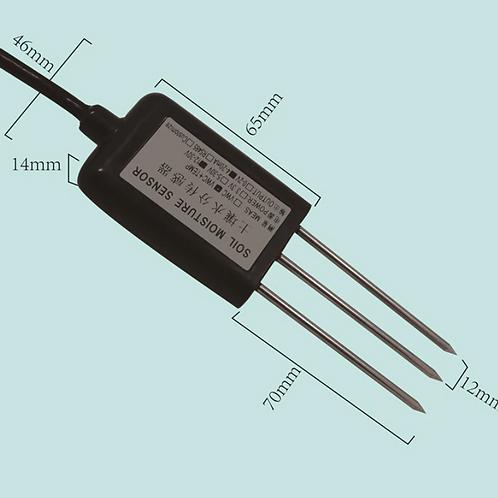 IP68 soil moisture sensor