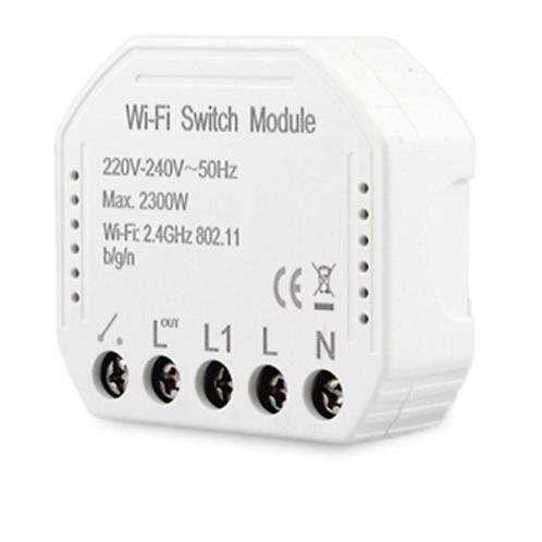 Smart Wifi Wall Switch Breaker Module
