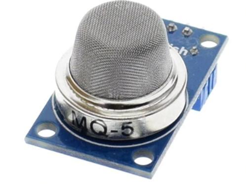MQ5 natural gas detection sensor