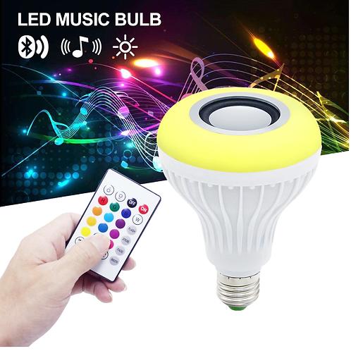 Smart E27 12W Ampoule LED Bulb RGB