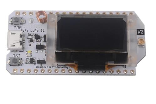 SX1278 LoRa ESP32 0.96 inch Blue OLED Display Bluetooth WIFI Lora Module