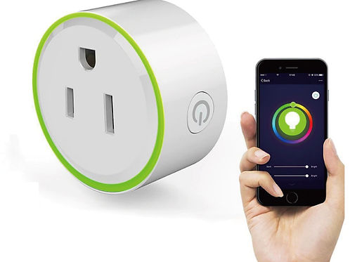 WiFi Switch Mini Socket Plug,