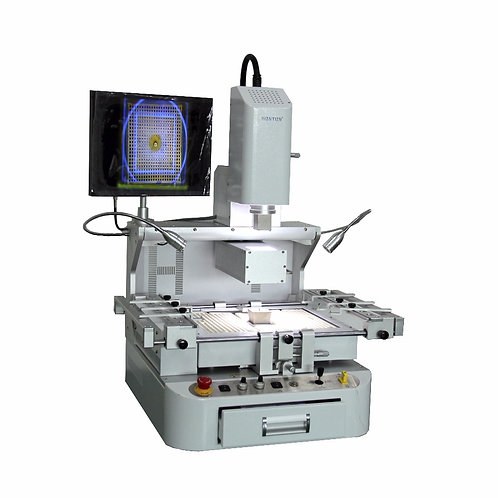 HT-G730 automatic optical alignment BGA rework station touch screen