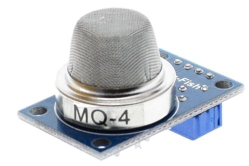MQ4 combustible gas detection sensor