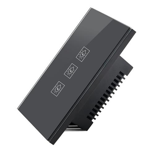 3 gang wifi smart light switch ( alexa google enabled)
