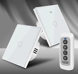 1 Gang EU Smart Touch Switch
