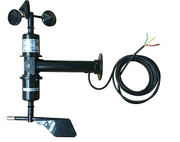 CALT Integrated wind speed and direction sensor