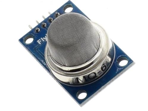 MQ6 LPG gas detection sensor