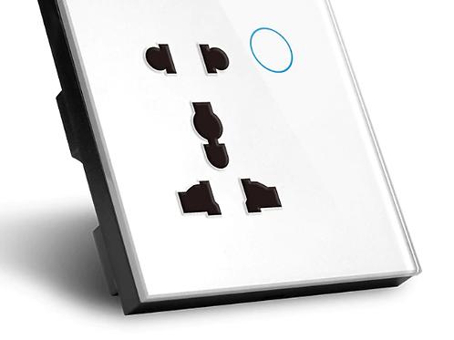 Universal WIFI wall socket 15A